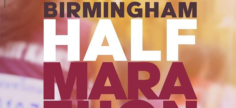 Birmingham half marathon