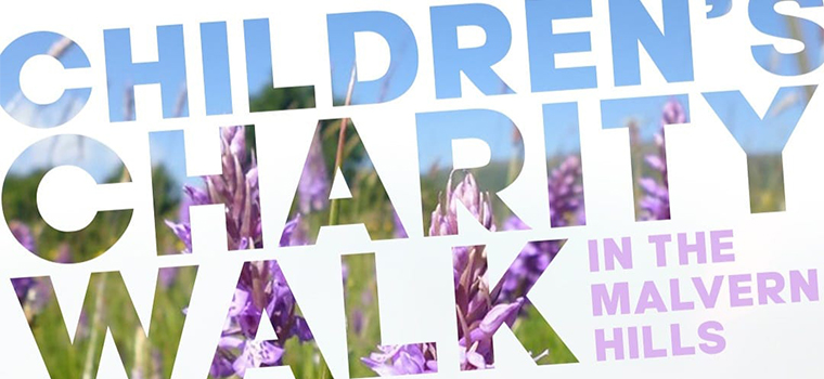 Children's Malvern Hills Walk